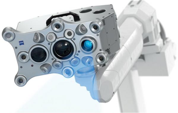 蔡司三维光学扫描仪